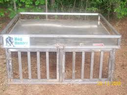 Dog Boxes For Small Trucks & Dog Box For Small Truck. Stainless ... Truck Tool Box Dog Bloodydecks Directory Bed Dog Box Design Ideas Beds And Costumes Evans Custom Boxes Nitetime Hunting Pet Supplies For Alinum Biggahoundsmencom Get My Point Llc Honeycomb Highway Products Inc White City Oregon Or 97503 New Truck Refuge Forums Australian Spherd Dogs Flurry Roxy In Transk9b21 Soldexpired 3 Compartment Rabbit The