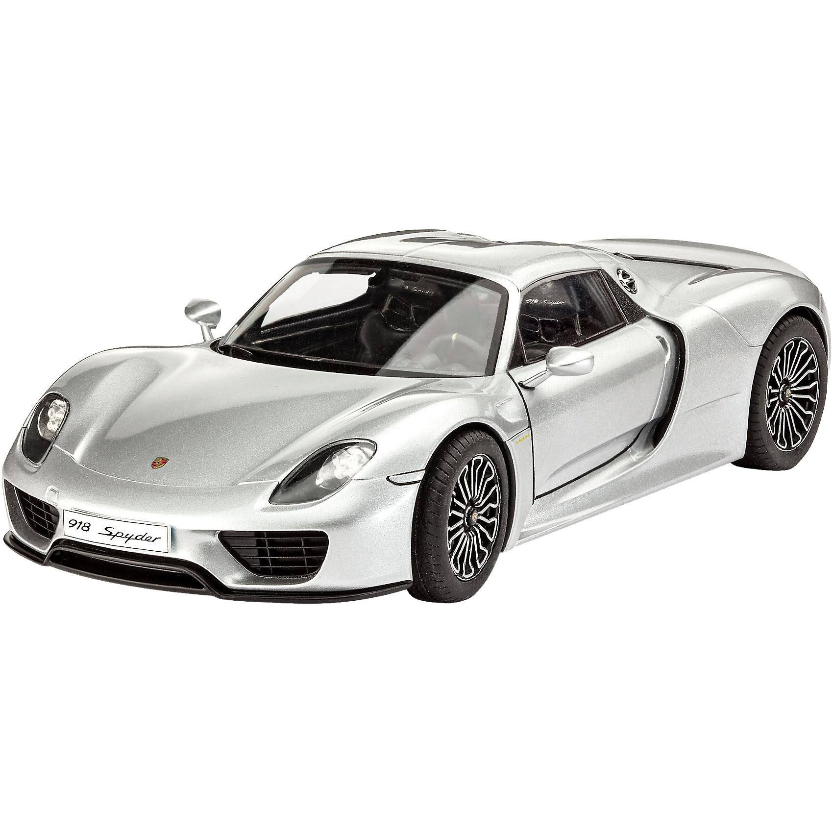 Revell Porsche 918 Spyder Model Kit - 1:24 Scale