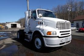 100 Sterling Trucks For Sale 2007 A9500 Single Axle Day Cab Tractor For Sale By Arthur