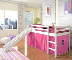 Low Loft Bed With Desk And Storage by Loft Beds Loft Bed Kids Furniture Caramel Latte Twin Full