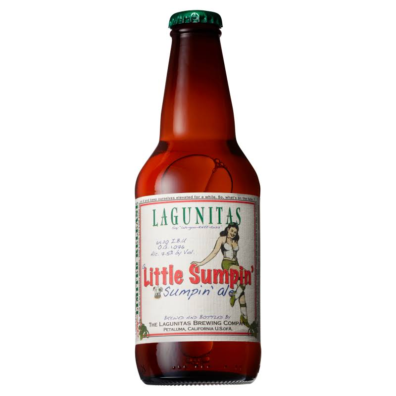 Lagunitas Little Sumpin' Ale - 355ml