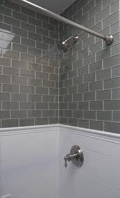 best 25 glass tile bathroom ideas on master shower