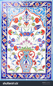 173 best cini pano images on turkish tiles islamic
