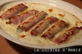 comment cuisiner l endive recette endives au jambon la cuisine familiale un plat une