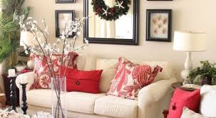 Picture And Mirror Frame Set Up In Family Room Above Couch