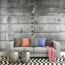 details zu vlies fototapete stein 3d effekt steinwand beton tapete wohnzimmer wandbilder xx