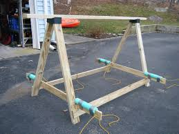 kayak storage homemade build kayak storage rack outdoor firewood