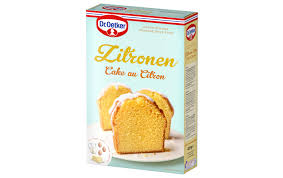 backmischung zitronen cake 485 g