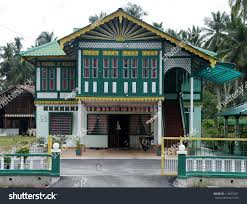 100 Houses In Malaysia Traditional Malay House Stock Photo Edit Now 118407307