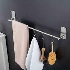 handtuchhalter 32 cm für grifflose fronten ohne bohren zum