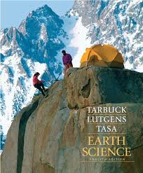 Earth Science 12th Edition