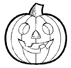 Halloween Coloring Pages 4 Printable 5