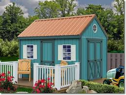 8x8 Storage Shed Kits by Wood Sheds