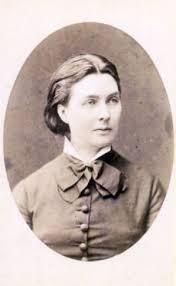 Marie Schumann Im Alter Von Ca 30 Jahren
