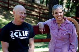 Gary Erickson And Kit Crawford Co CEOs Of Clif Bar
