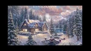 Thomas Kinkade Christmas Tree by Thomas Kinkade Vault