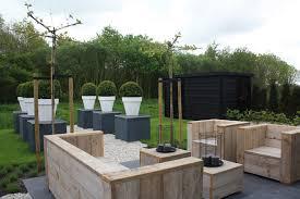 Image Of Modern Patio Furniture Wood