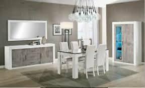 wohnzimmermöbel esszimmermöbel italienische möbel weiß marmo