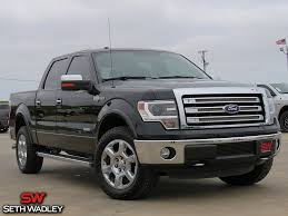 Used 2013 Ford F-150 King Ranch 4X4 Truck For Sale In Pauls Valley ...
