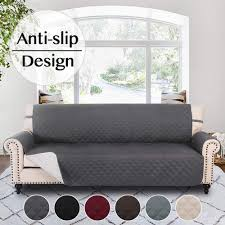 Amazon.com: RHF Anti-Slip Sofa Cover, Couch Covers For 3 Cushion ... 6 Christmas Chair Covers Dinner Table Santa Hat Home Decorations Patio Fniture Walmartcom Kitchen Ding Buy Tables Chairs Ikea Tablecloths Simons Country Living From The Barn Decators Collection Aldridge Antique Grey Round Room Accent Lazboy Sets Spaces Scan Design Modern Contemporary Store Best Extendable Ding Table Choose From Glass And Wooden Styles