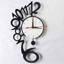 Inspiring Unique Wall Clock Designs Pics Decoration Ideas