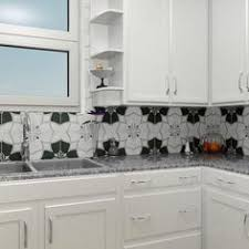 in a country kitchen it s all about that backsplash tile
