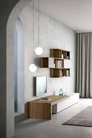 schrankwand wohnzimmer modern ideen wohnzimmermöbel ideen