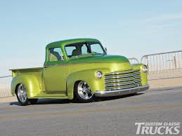 100 1950 Chevrolet Truck Hot Rod Network