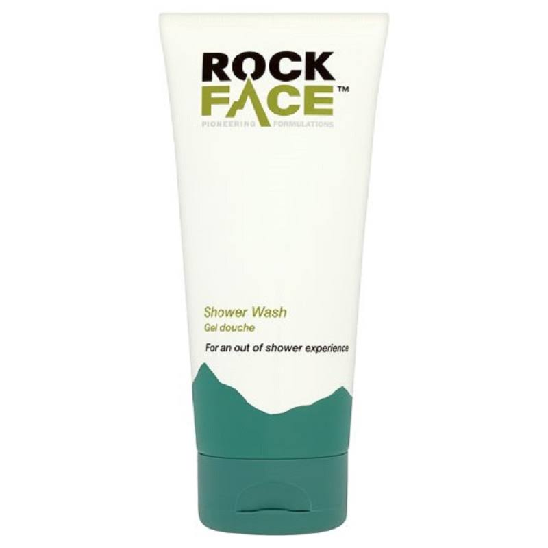 Rock Face Hair and Body Shower Wash - 200ml