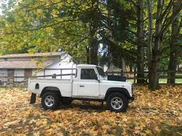 1992 Land Rover Defender 110 Hi Cap Pick-Up - Cars & Trucks - By ... Choose Your 4x4 Truck For Iceland Isak Rental Land Rover Defender Flying Huntsman 6x6 Pickup Hicsumption 1984 For Sale Autabuycom Single Cab Rumored 20 Launch Used Car Costa Rica 1998 Land Rover Fender 1992 Rover Fender 110 Hi Cap Pickup Cars Trucks By Urban Truck Ultimate Edition Gets Tricked Out Aoevolution 90 Chelsea Company Cversion Green 2011 1991 Sale 2156308 Hemmings Motor News