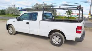 2006 Ford F150 Pick Up Truck - Extended Cab W/ Pipe Rack – (Lic. 135TTR)