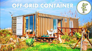 100 Cabins Made From Shipping Containers Used 20ft Turn Into Epic OffGrid Cabin