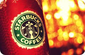 Christmas Starbucks By Sazjmiller