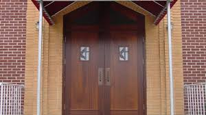 Wooden Double Doors Exterior Design For Home - YouTube Awesome Brown Natural Solid Polished Single Swing Modern Interior Ash Wood Double Door Hpd415 Main Doors Al Habib Panel 19 Most Common Types You Probably Didnt Know Design Ideas Designer Front Home Decor Log Exterior Prodigious Golden Eagle For Of Trend 8531024 25 Inspiring Your Indian Homes And Designs China Villa In Demand Wooden Finished