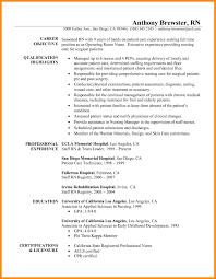 Icu Nurse Resume Examples Rn Objective For Nursing A Job Of Yo 1297 X 1672