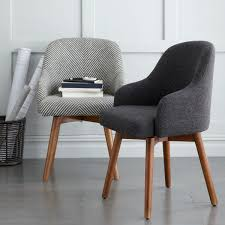 west elm saddle office chair 9556