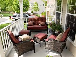 Outdoor Decorating With Front Porch Furniture Ideas Jburgh Homes
