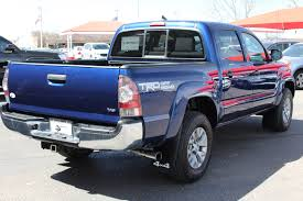 Pre-Owned 2015 Toyota Tacoma Base Double Cab Truck In Santa Fe ... Amazoncom Tac Side Steps For 052017 Toyota Tacoma Double Cab Confirms Its Considering Hybrid Pickup Truck Tonneau Cover Hidden Snap 6ft Short 2017 Indepth Model Review Car And Driver Used Lifted Trd Sport 4x4 For Sale 40366 New 2018 Sr Extended In Boston 220 Still Sets The Standard Trucks Reviews Pricing Edmunds Amarillo Tx 19173 Thorndale Pa Del Inc Sr5 Access 6 Bed V6 At