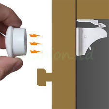 Magnetic Locks For Glass Cabinets by Child Proof Cabinet Locks Ebay