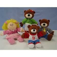 Goldilocks The Three Bears Puppets