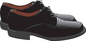 Sneakers Clipart Mens Shoe 1