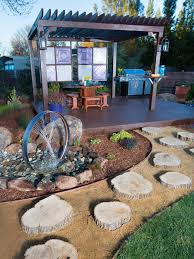 Garden Design: Garden Design With Rustic Backyard Outdoor Fire Pit ... Rustic Patio With Adirondack Chair By Sublime Garden Design Landscape Ideas Backyard And Ipirations Savwicom Decorations Unique Decor Canada Home Interior Also 2017 Best 25 Shed Ideas On Pinterest Potting Benches Inspiration Come With Low Stacked Playground For Kids Ambitoco 30 New For Your Outdoor Wedding Deer Pearl Pool Warm Modern House Featuring Swimming Hill Tv Outside Accent Wall Designs Felt Pads Fniture