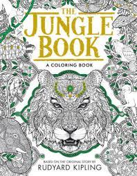 The Jungle Book A Coloring