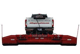 100 Snow Plow Attachment For Truck 12ft Backblade Ebling Plows