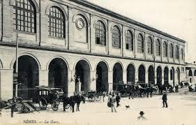 chambre de commerce de nimes cartes postales et photos anciennes de nimes
