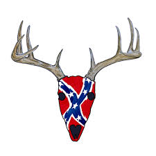 Confederate Flag Deer Skull - Printed Vinyl Decal [STK1090] - $5.99 ... At Superb Graphics We Specialize In Custom Decalsgraphics And Deer Decal Fish Duck Monogram Car Truck Amazoncom Show Me Your Rack Archery Hunting Bowhunting Mathews Logo With Whitetail White Duck Fish Logos Kc Vinyl Decals Signs Banners Bow Lve Family Hoof Print Etsy For Bigbucklife Back Window Inspirational Fresh Browning Pictures Free Download Best