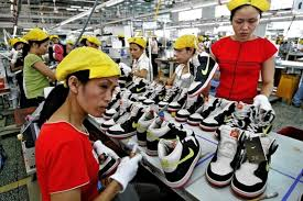 Nike Factory cambodian sneaker factory workers suffer mass faintings sole