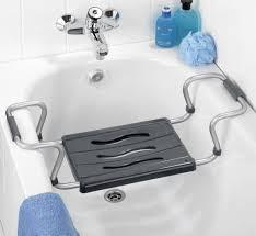 badewannen sitz dusch hocker bad dusche secura silber