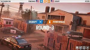 100 Powerhaus CCS Season 3 NA Week 14 Disrupt Vs Gaming