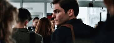 GIF Daniel Bruhl As Zemo In Captain America Civil War
